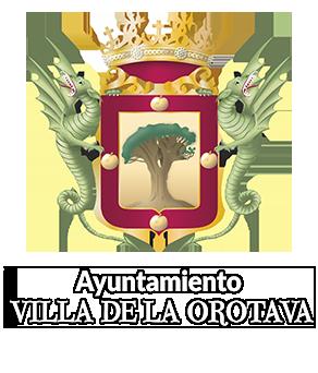 Escudo Ayuntamiento Villa de La Orotava