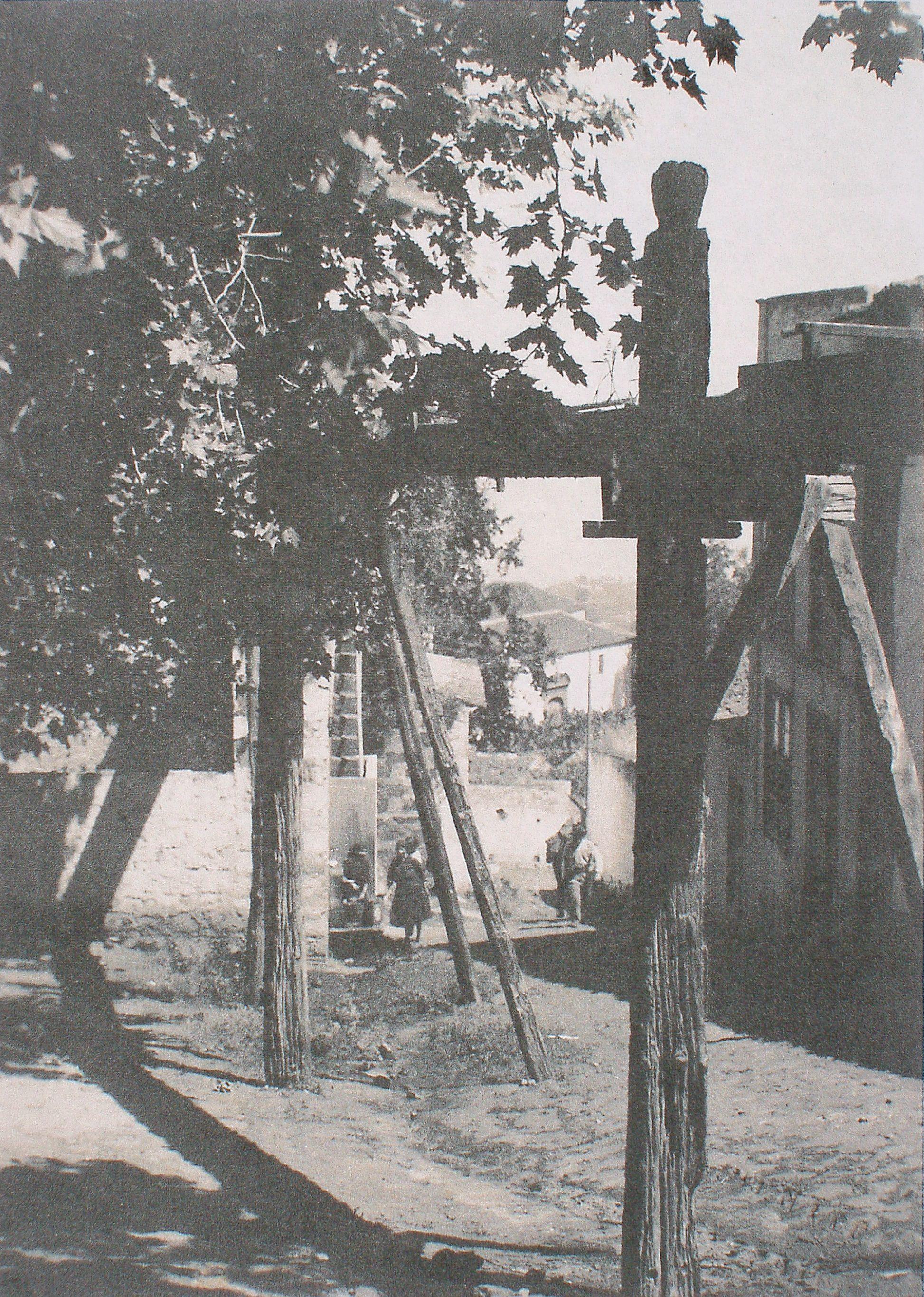 Canales de madera 002