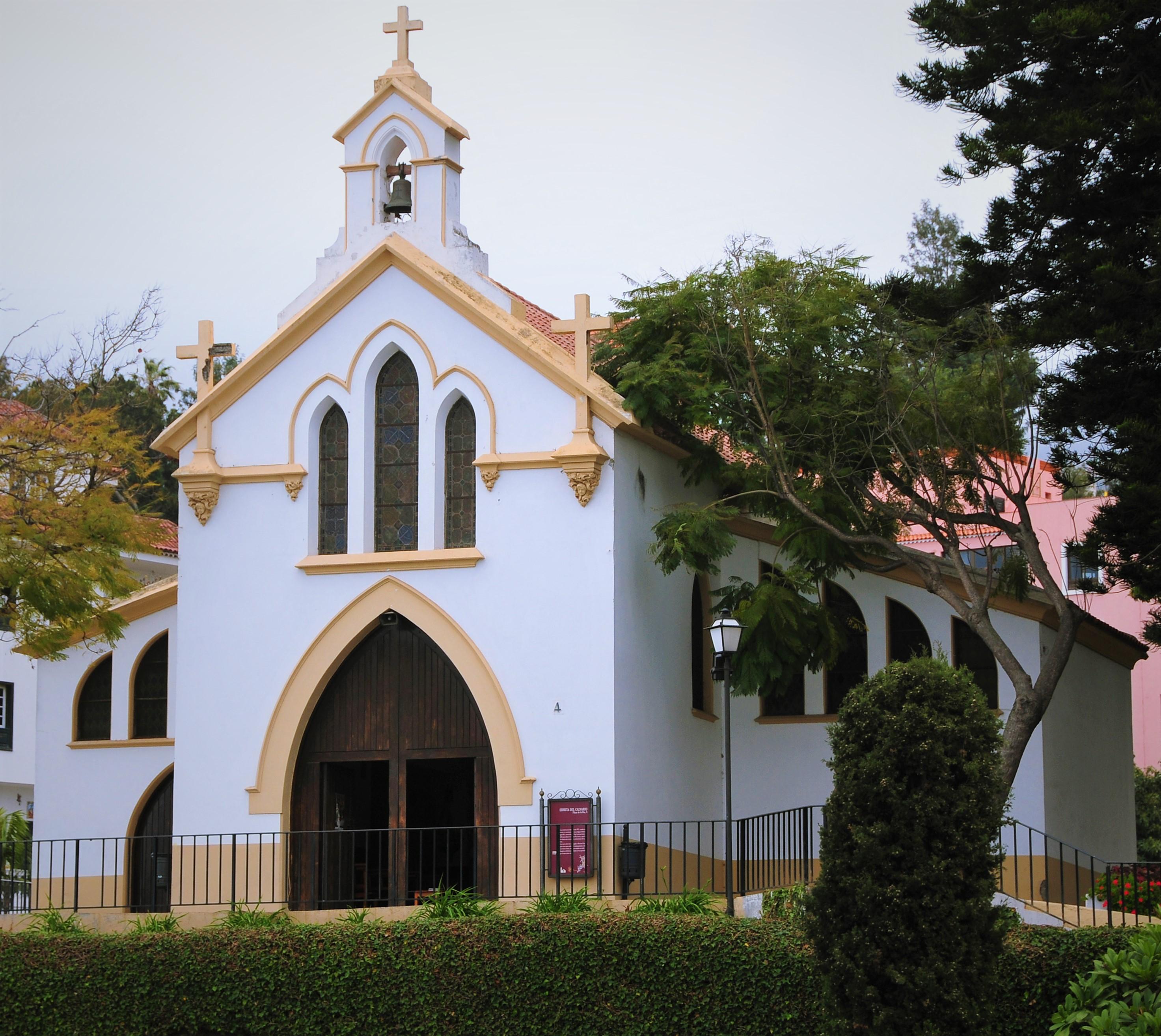 Ermita Calvario.
