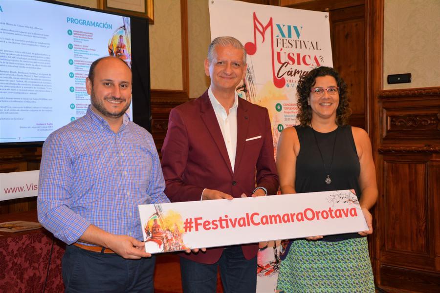 La Orotava celebra su Festival de Música de Cámara, único en Canarias