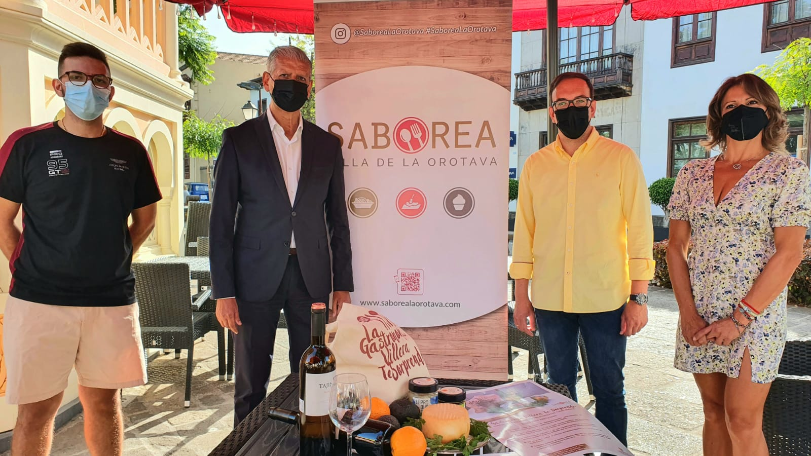 Nueva campaña para apoyar a la hostelería villera y fomentar el consumo del producto local