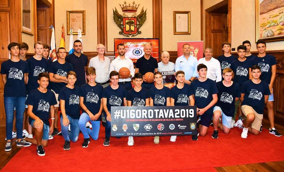 La Villa acoge el XXII Torneo Internacional U16