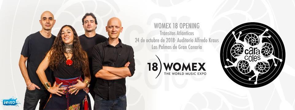 LA BANDA OROTAVENSE CARACOLES, ELEGIDA PARA LA CEREMONIA DE APERTURA DE LA FERIA INTERNACIONAL DE MÚSICAS DEL MUNDO WOMEX 2018