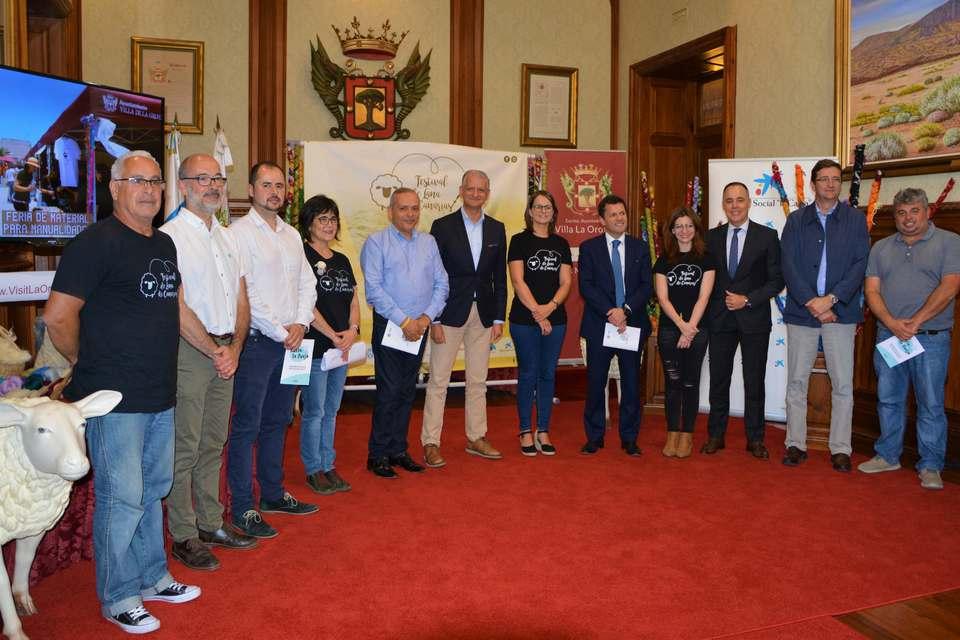 La Orotava acoge el VI Festival de Lana de Canarias