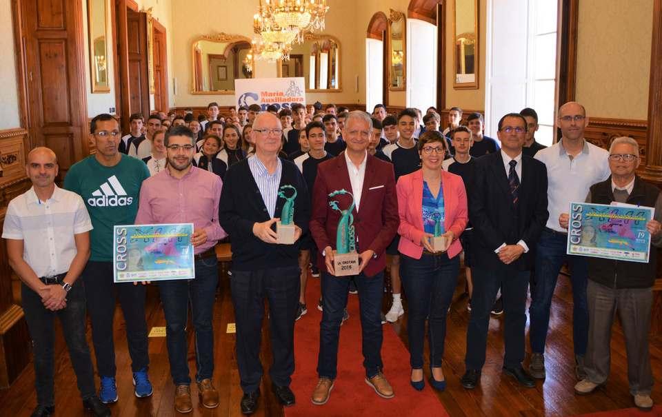 El domingo 19 de mayo, gran fiesta del deporte en La Orotava con el Cross Mª Auxiliadora