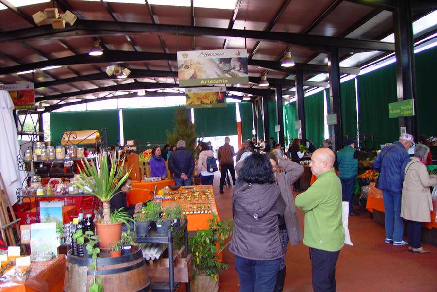 El Mercadillo Valle de La Orotava abre sus puertas al público el 11 y el 25 de agosto