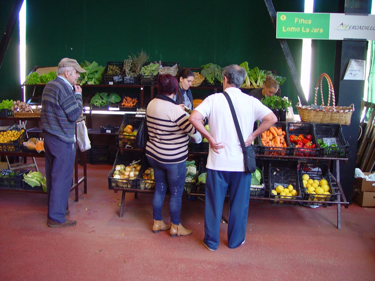 El Mercadillo Valle de La Orotava ofrece este sábado un adelanto del V Festival de la Lana de Canarias