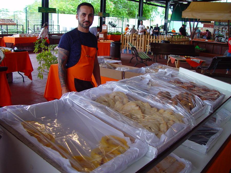 La Panadería Jovita aporta más de un siglo de experiencia al Mercadillo Valle de La Orotava