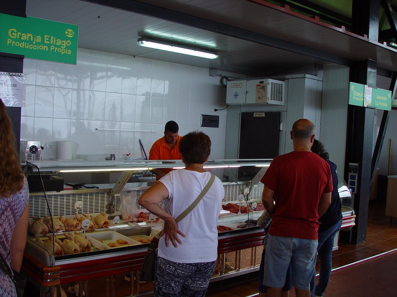 La Granja Eliago y la Carnicería de Benijos, los sábados en el Mercadillo Valle de La Orotava