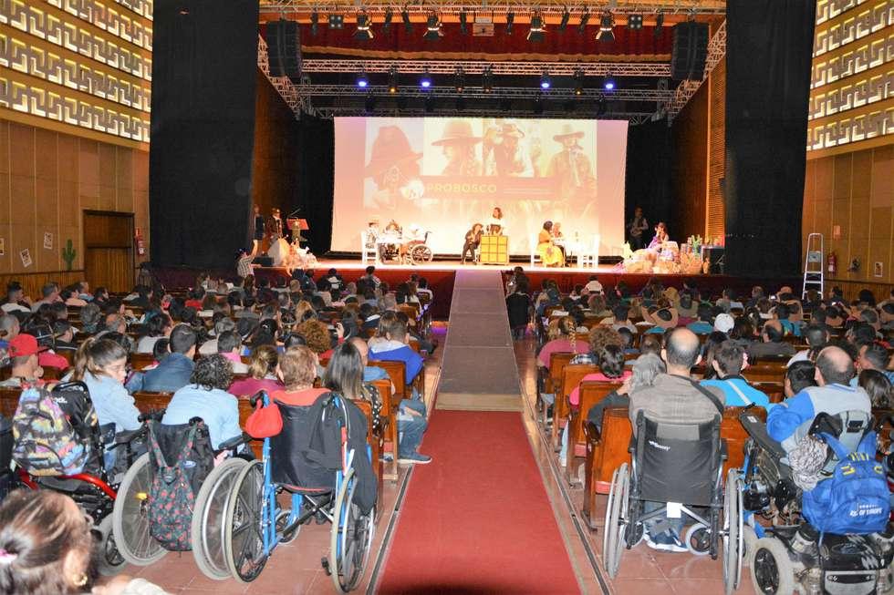 Las asociaciones Apadis y Orobal, junto al Centro Ocupacional La Guancha,  ganan el VI Festival de Cortos para la Inclusión Social