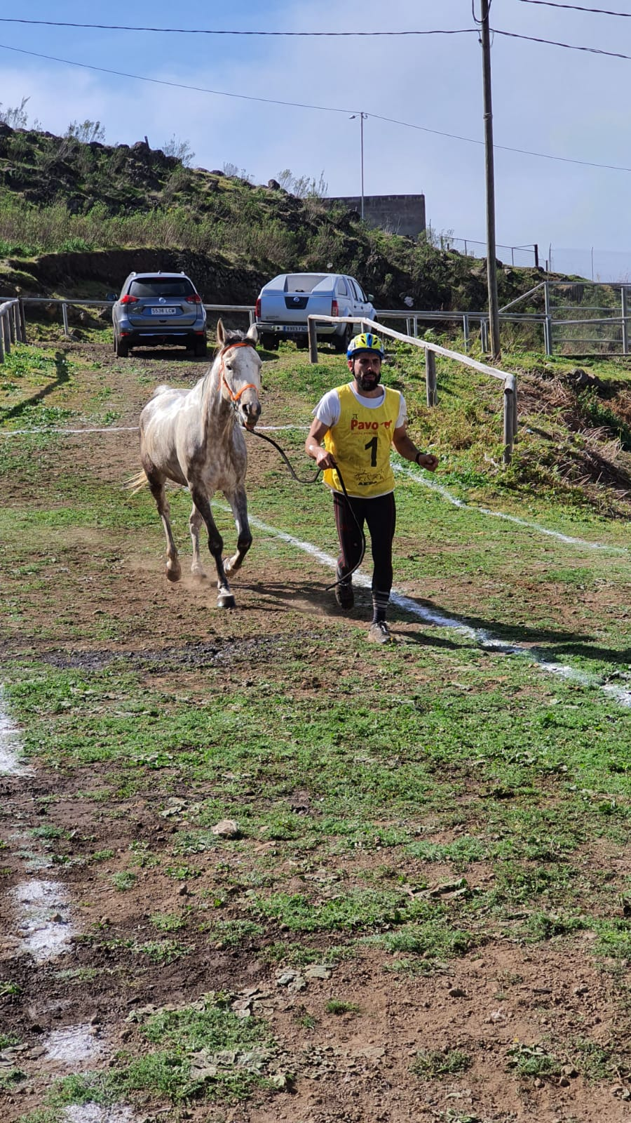 Jeremías Marrero Morales gana la prueba reina del XIX Raid Hípico de Benijos (Copa Villa de la Orotava)