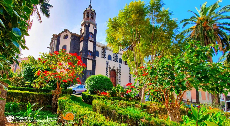"""La corporación insular ha distinguido el proyecto """"La Orotava CittaSlow"""", que promueve mejorar la calidad y experiencia turística en el municipio"""