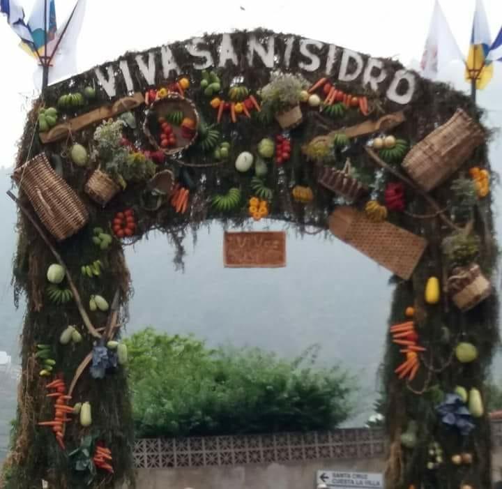 El Mercadillo Valle de La Orotava abre sus puertas este sábado en el recinto de la Feria de Ganado