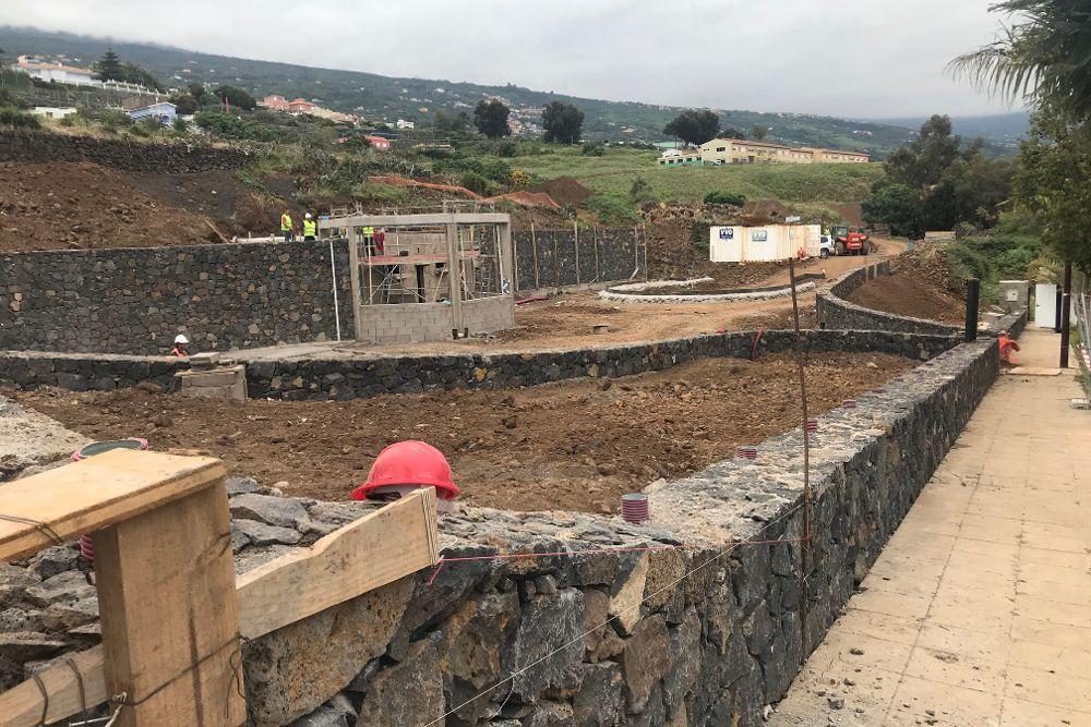 """El parque de Opuntia estará terminado """"a principios de 2019"""""""