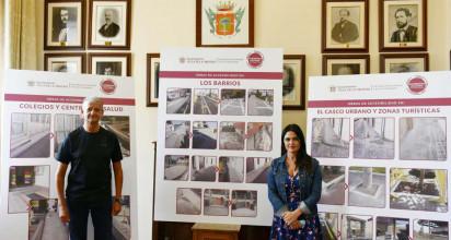 El consistorio orotavense trabaja por conseguir un municipio más accesible e inclusivo