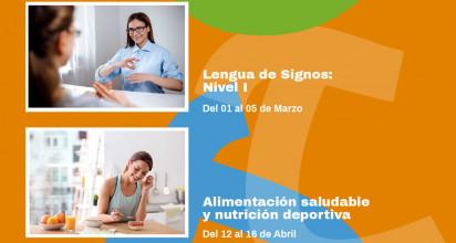 La población de la Villa con edades entre 16 y 35 años podrá acceder a tres cursos gratuitos durante marzo y abril en la Escuela Tenerife Joven 2021