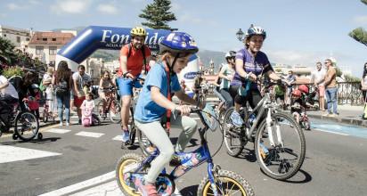 El próximo domingo 'Fiesta de la Bici' en la Villa