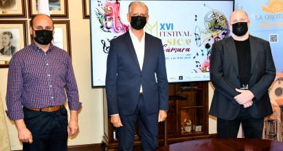 """En esta especial edición se volverá a contar con la Joven Orquesta de Canarias """"JOCAN"""", en colaboración con el 37º Festival Internacional de Música de Canarias"""