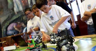 Talleres de robótica en 20 municipios, incluída La Orotava