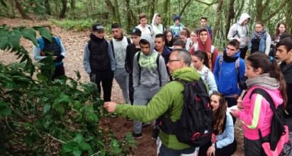 Más de 24.000 alumnos se han beneficiado de las actividades de educación ambiental