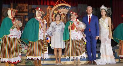 Yacaré García Cruz, Romera Mayor de las Fiestas de La Orotava