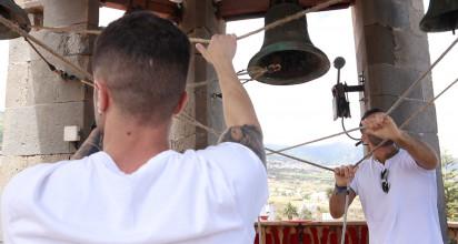 Los repicadores de campanas del municipio recibirán el XVIII Premio Artesanía y Patrimonio Villa de La Orotava
