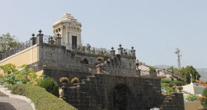 El mausoleo de La Orotava, la huella excepcional de la masonería en Canarias