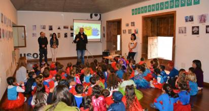Los talleres lúdicos-educativos y servicio de comedor acogen este verano a 58 niños de La Orotava