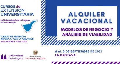 La formación se desarrollará durante el presente mes de septiembre y contarán con la colaboración con la Agencia de Empleo y Desarrollo Local del Ayuntamiento de La Orotava