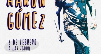 'Una noche con Aarón Gómez', el próximo 8 de febrero en La Orotava