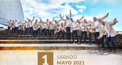 La formación musical presentará su espectáculo 'Volvemos', el próximo 1 de mayo, a partir de las 20:00 horas