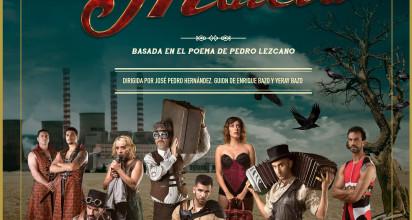 La obra, que se representará el 3 de diciembre, reflexiona sobre la emigración forzada y cuenta con la colaboración del Gobierno de Canarias dentro del Programa MARES