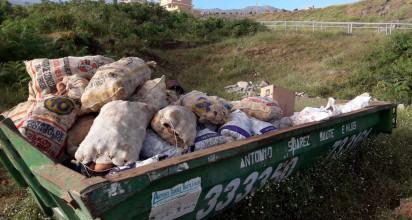 Los agricultores ya han depositado más de 120.000 kilos de papas bichadas