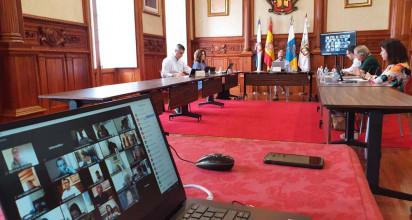 El Pleno de La Orotava aprobó una declaración institucional en defensa de la cultura como bien de primera necesidad