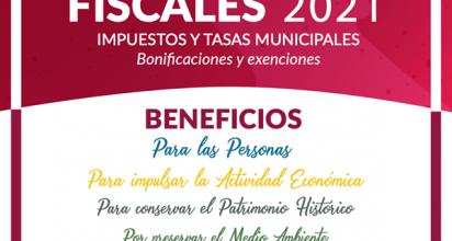 Ordenanzas Fiscales 2021