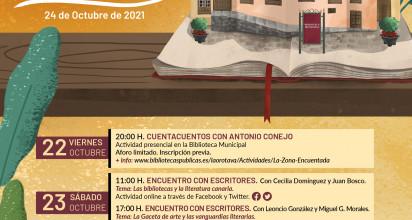La Biblioteca Municipal de La Orotava conmemora el 'Día de las Bibliotecas'
