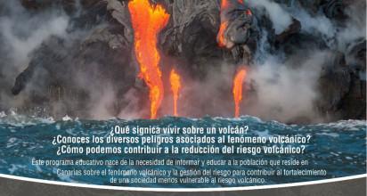 """El programa educativo """"Canarias: una ventana volcánica en el Atlántico"""" visita los municipios de La Orotava, La Victoria y Arona"""