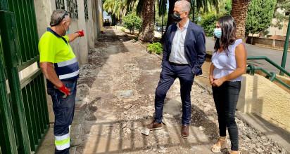 El consistorio villero triplica este año la inversión para mejorar los colegios públicos del municipio