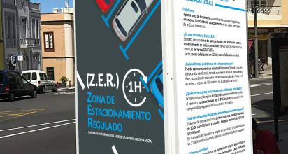 A información pública la ordenanza de la zona de estacionamiento regulado en La Orotava