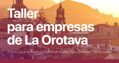 El área de comercio organiza un taller para que las empresas villeras aprendan a sacar el máximo partido al 'market place'