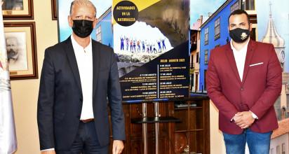 La Concejalía de Juventud, que dirige el edil Darío Afonso, ha trabajado en un programa de actividades para los meses de julio y agosto