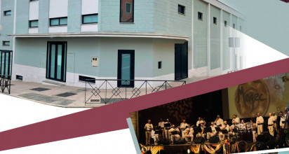 El antiguo Cine de La Perdoma albergará las actuaciones musicales de los grupos 'Magec' y 'Entre Voces' este viernes 1 de octubre, a partir de las 19:00 horas