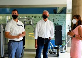 El Complejo Deportivo El Mayorazgo vuelve abrir sus puertas con un protocolo que garantiza la salud y seguridad de los usuarios