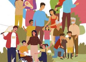 Este sábado 15 de mayo, entre las 11:00 y las 13:00 horas, se ubicará un stand informativo para sensibilizar a la ciudadanía de la importancia de la unidad familiar en el contexto actual