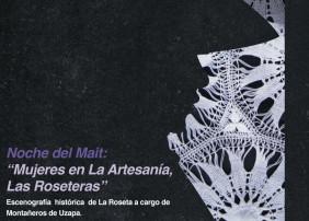 El acto tendrá lugar el próximo 15 de octubre, a partir de las 20;30 horas, en las dependencias del Museo de Artesanía Iberoamericana de Tenerife en La Orotava, dentro del programa de 'Las Noches del MAIT'