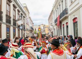 Este domingo se celebra la LXXXIII Romería de San Isidro Labrador, la más bonita de Canarias
