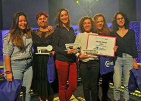 LA OROTAVA ACOGIÓ LA ENTREGA DE PREMIOS A MUJERES EMPRENDEDORAS DEL PROGRAMA WOMENIN