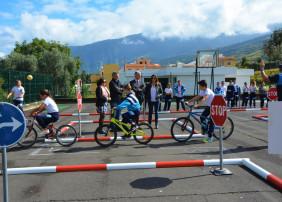 Más de 2.500 alumnos se benefician del Programa de Educación Vial de la Policía Local de La Orotava