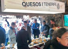 """La Quesería Montesdeoca se alza con el título de """"Mejor queso de Tenerife"""" en Pinolere"""
