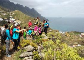 El Ayuntamiento de La Orotava ofrece ocho rutas interpretativas por espacios naturales de la Isla